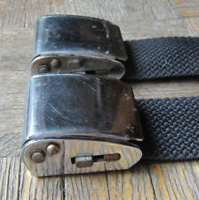 Sunbeam Alpine Oberman Canada Seat Belt Buckle Pr (2) MG Triumph '60s Used Orig