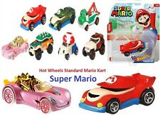 Hot Wheels Gaming Character Car Super Mario Kart Ages 3+ Toy Race Play Game Jeep