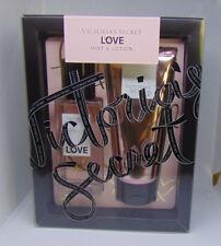 VICTORIA'S SECRET LOVE Fragrance Mist & Body Lotion NIB