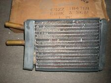 NOS 1969 70 71 72 FORD MUSTANG HEATER CORE A/C