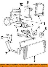 GM OEM-A/C AC Compressor 88964871