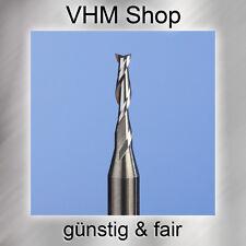 5 Stück 2 Schneiden VHM Fräser Durchmesser 3,0 mm