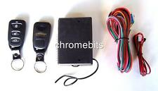UNIVERSAL KEYLESS ENTRY SYSTEM CENTRAL LOCKING FOR AUDI, SKODA, SEAT, FORD
