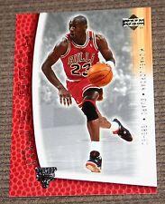 Michael Jordan 2001 Upper Deck MJ's Back 1989-90 THIRD BEST SCORING AVERAGE card