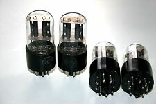 12AH7GT RCA VT-207 Audio Frequency double triode tubes NOS 2pcs. free shipping