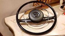 Mercedes Vintage Steering Wheel W110 W11 W109 W108 W109 Used Without HUB