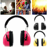 Protector Muffs EAR DEFENDERS Shooting Safe Hearing Noise Reduction Adult child
