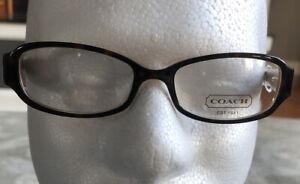 New COACH Sammie 547 Women's Eyeglasses Frames 130