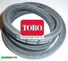 new - Genuine Toro Wheelhorse Cutter Deck V - BELT - Part Number 106533 -476 #VV