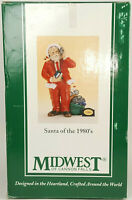 Santa Of The Eighties 20th Century Santa Claus Midwest of Cannon Falls MINT COND