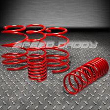 "1.5"" DROP RACING SUSPENSION LOWERING SPRINGS/SPRING 2014+ SCION tC AGT20 2AR RED"