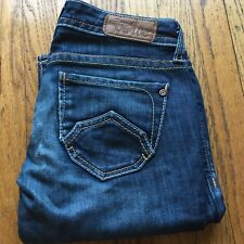 DENIM of VIRTUE Womens Jeans Size 24 Boot Cut Los Angeles Made trousers pants