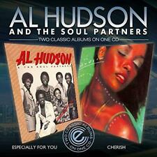 Al Hudson And The Soul Partners - Especially For You / Cherish (NEW CD)