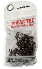 """WAR TEC 15"""" 63 Lien 325 Hauteur 1.6mm Chaine Tronçonneuse Pour Stihl 024 026 028"""