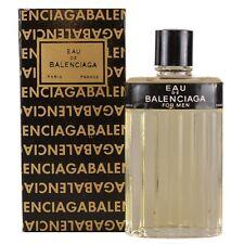60 ml Eau de Balenciaga pour Homme for Men Vintage Eau de Toilette Splash