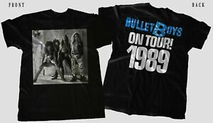 BULLETBOYS-American heavy metal group-Britny Fox-T-shirt Sizes S to 7XL