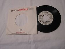 Roy Orbison Promo 45 with Original Company Sleeve-SWEET MAMA BLUES/HEARTACHE