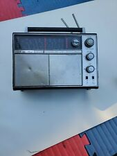 Very old Vintage Elgin five band 15 Transistor Radio. In working condition.