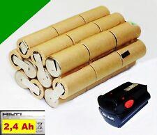 tauschpack para Hilti B36-2.4 Pila 36V 2,4Ah - NiMH