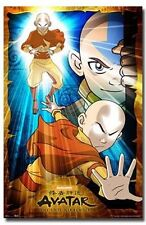 AVATAR POSTER The Last Airbender - Action NEW 24x36 PRINT IMAGE PHOTO
