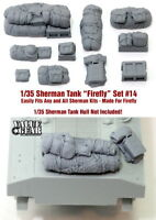 "Value Gear 1/35 Sherman ""Firefly"" Engine Deck & Stowage Set #14 (10pcs)"