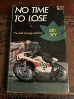 no time to lose ! fast moving world of bill ivy . 1972