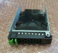 "Fujitsu Primergy Hot Plug SAS 2.5"" Drive Caddy RX200 RX300 S5 S6 S7 A3C40101974"