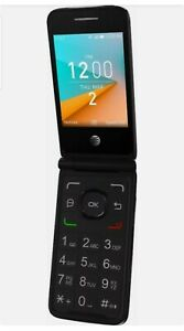 AT&T CINGULAR Prepaid FLIP 2 Cell Phone 4GB elderly phone no contract new