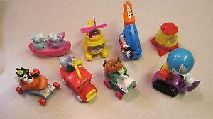 McDonalds 1995 Animaniacs II - Complete Set of 8 - Loose