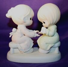 "Precious Moments ""You Are Always There for Me"" #163635 Enesco 1996"