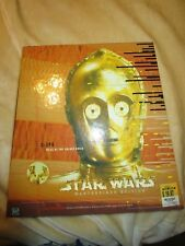 Star Wars Masterpiece Edition C-3Po Tales of The Golden Droid 1999 Hasbro/Lucas