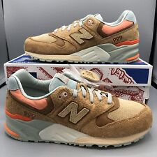New Balance Packer 999 Premium Shoes Size 7.5 New DS ML999CML Tan Leather