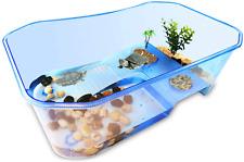Reptile Habitat, Turtle Habitat, Reptile Aquarium Rypet Turtle Tank Aquarium