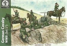 Waterloo 1/72 WWII German Cavalry