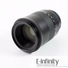 NEW Zeiss Milvus 100mm f/2M ZE Macro Lens for Canon EF