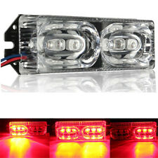 LED Motorcycle Warning Brake Tail Stop Strobe Flash Emergency RDL Light Lamp Red