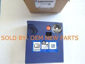 Genuine GM Tire Air Compressor 13392204