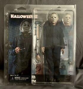 Neca,Halloween II,Michael Myers,Retro Cloth Figure.Brand New,sealed!