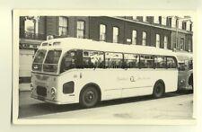 tm2932 - Bristol Greyhound Bus - Coach to London - photograph