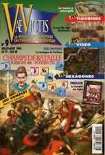 VAE VICTIS ISSUE 09 SOISSONS 486 - POITIERS 732 GAME OF STRATEGY