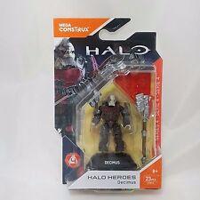 New FALL 2017 Decimus Mega Bloks Halo Heroes Series 4 Hero