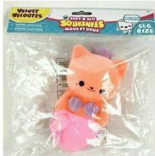 Orb Soft'n Slo Squishies Orange MerKitty Cat Mermaid New