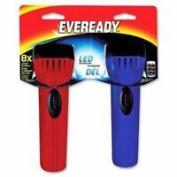 LED Flashlight Set And Batteries (M4446-1*K)