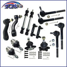 NEW 14 PC SUSPENSION KIT FOR CADILLAC CHEVY GMC K1500 K2500 TAHOE YUKON SUBURBAN