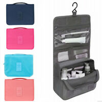 Hanging Makeup Toiletry Bag Large Kit Folding Organizer for Men & Women Travel