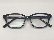 Derek Lam Eyeglasses D904 Navy Green Purple 52-15 141MM FRAME JAPAN