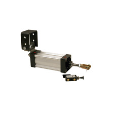 BUYERS PRODUCTS TGC25008HMK - tailgate cylinder with manual air valve