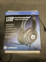 Lucid LS10P Wired Gaming Headset PS4 / Nintendo Switch / PC/Mobile