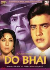 DO BHAI - JATENDRA, MALA SINHA -  NEW KMI BOLLYWOOD DVD - MULTI SUBTITLES