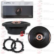 INFINITY KAPPA KAPPA62ix 6.5-INCH 2-WAY CAR AUDIO COAXIAL COAX SPEAKERS (PAIR)